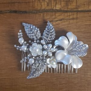 Custom made delicate hair piece